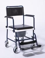 Кресло-каталка с санитарным оснащением 139В