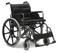 Кресло-коляска механическая стальная FS951B-56 (ММ)