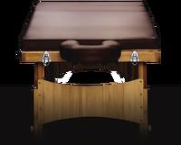 Стол массажный Yamaguchi Vancouver (коричневый)