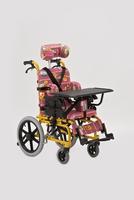 Кресло-коляска инвалидная детская для детей ДЦП FS985LBJ