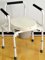 Кресло-туалет Оптим FS813 (без колес)