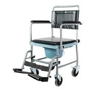 Кресло-каталка Симс 5019W2P (с санитарным оснащением)