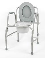 Кресло-туалет инвалидное с санитарным оснащением 10583