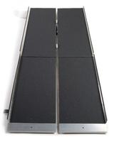 Пандус-платформа Титан алюминиевый складной 4-х секционный LY-6105-4-180 (длина 183см)