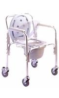 Кресло-туалет инвалидное с санитарным оснащением Титан LY-2012L