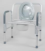 Кресло-туалет инвалидное Симс 10589