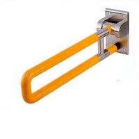 Поручень для санитарно-гигиенических комнат 8805 (диаметр 3,5 см) желтый