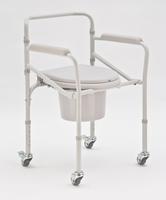 Кресло-туалет Армед Н 023В с санитарным оснащением (дополнительные ножки)