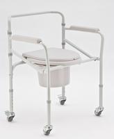 Кресло-туалет Армед Н 005В (56см, дополнительные ножки)