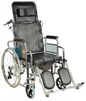 Кресло-коляска (ММ) FS204BJG (MK-C010-46 с ручным тормозом,без ручного тормоза)