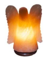 Солевая лампа Ангел 2-3 кг