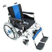 Кресло-коляска Belberg 101A с электроприводом (черно-синий)