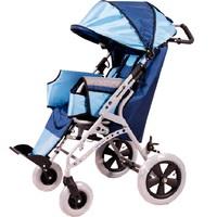 Кресло-каталка инвалидное GEMINI для детей и подростков с ДЦП II размер