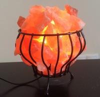 Солевая лампа Домашний очаг (модель 790) 3 кг