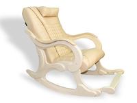 Массажное кресло-качалка EGO WAVE EG-2001 SE LUX, цвет карамель