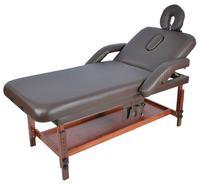 Массажный стол стационарный деревянный FIX-1A (МСТ-7Л) new