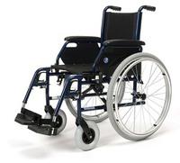 Кресло-коляска механическая с приводом от обода колеса(ультралегкая) Jazz S50