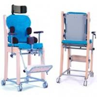 Кресло-коляска комнатная для детей с ДЦП Edu
