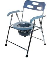 Кресло-туалет инвалидное с санитарным оснащением Титан LY-2002L