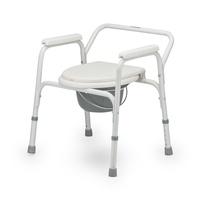 Кресло-туалет инвалидное с санитарным оснащением Титан LY-2011