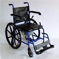 Кресло-коляска нмр7014кд с санитарным оснащением 3 в 1 (аналог KY790)