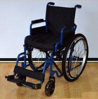 Кресло-коляска инвалидная Оптим 512AE - ширина сидения 51 см