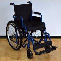 Кресло-коляска инвалидная Оптим 512AE - ширина сидения 36, 41, 46 см