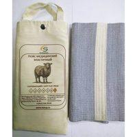 Пояс медицинский элаcтичный согревающий с шерстью овцы ES-SH1 р-р XS