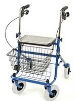 Ходунки-роляторы для инвалидов RollQuattro