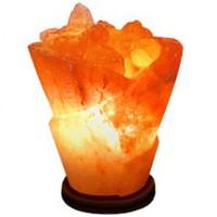 Солевая лампа РОЗА 2,2-2,5 кг