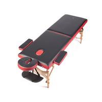Двухсекционный деревянный массажный стол Casada W-2-13