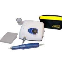 Аппарат для маникюра, педикюра и коррекции ногтей Strong 210/105L (с педалью в сумке)