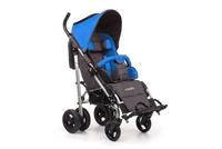 Коляска для детей ДЦП UMBRELLA NEW (ширина сиденья 35 см), литые колёса