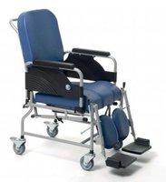 Кресло-стул с санитарным оснащением на колесах Vermeiren 9303