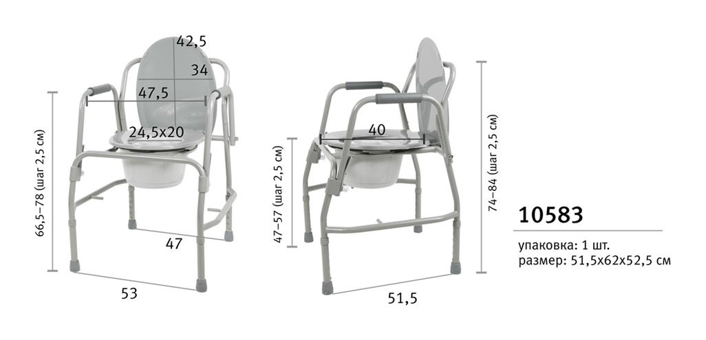 Как сделать туалетный стул