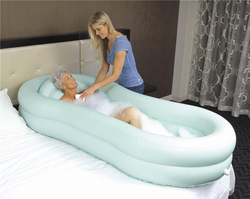 bed bathing essay